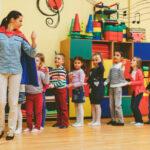 Skills needed for a pre-primary teacher