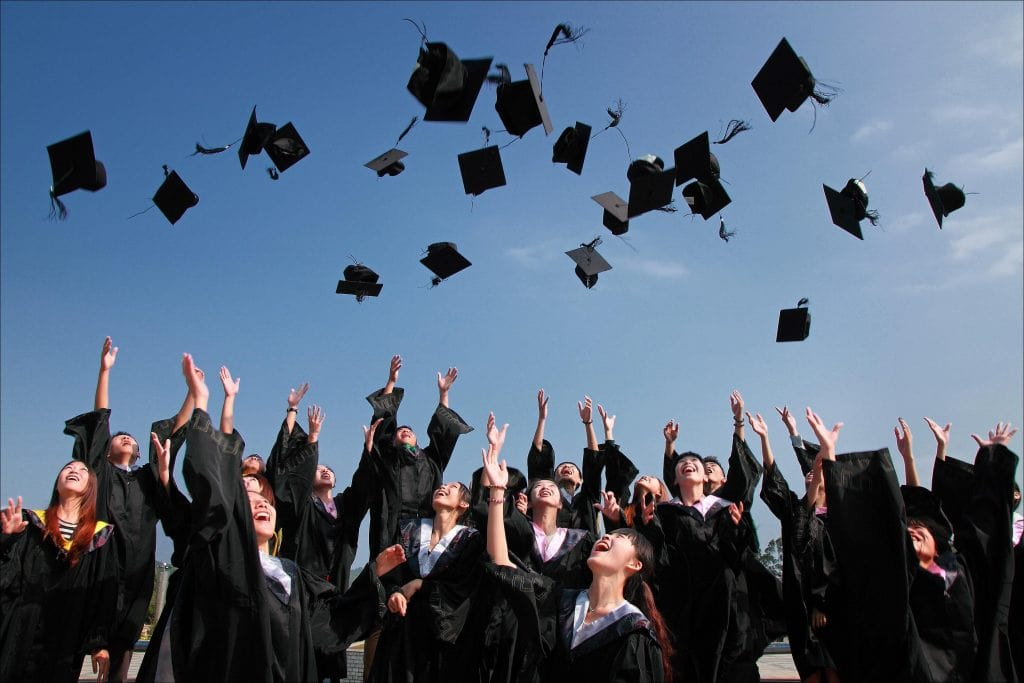 To all the young graduates waiting to enter the world of education
